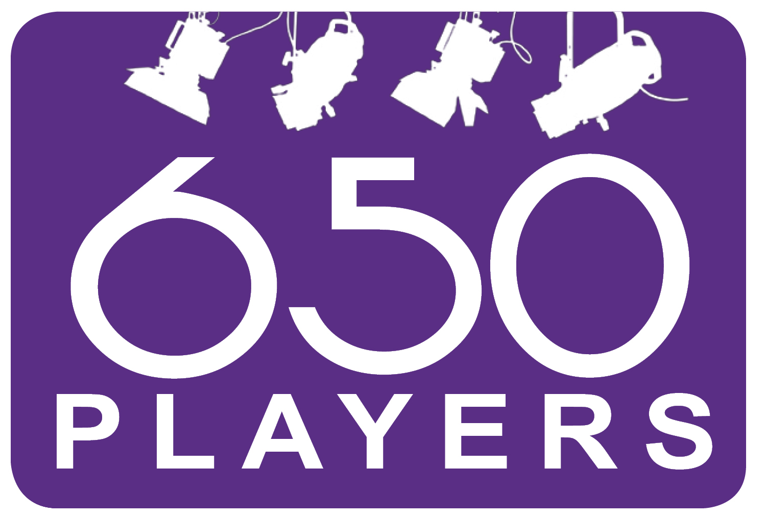 650 Players Logo 2019