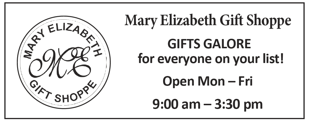 Mary Elizabeth Gift Shoppe